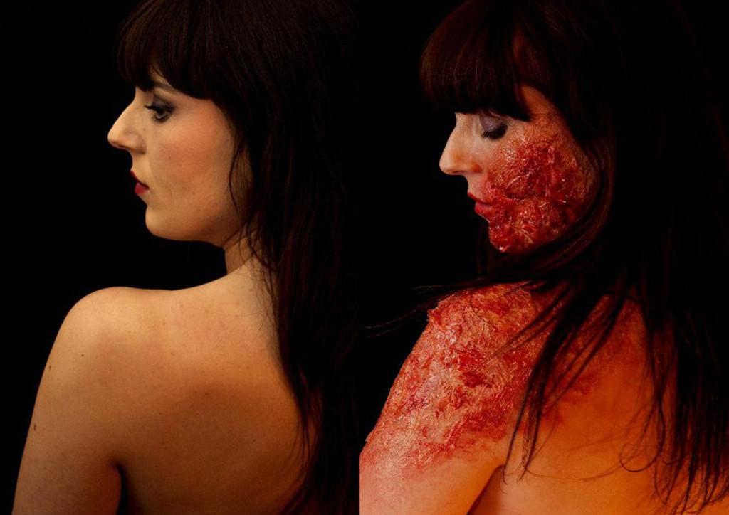 Acid Burns - Darkside of Desire